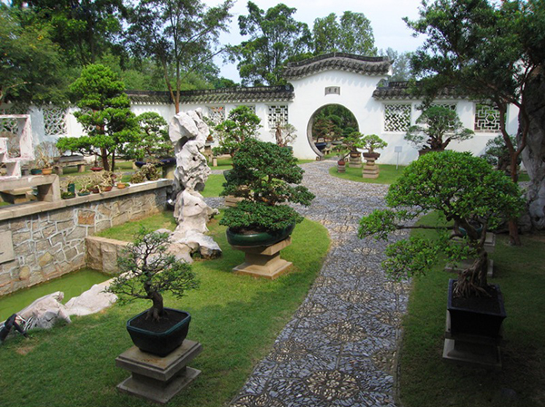 庭院设计 · 空中花园 · 厂房改造
